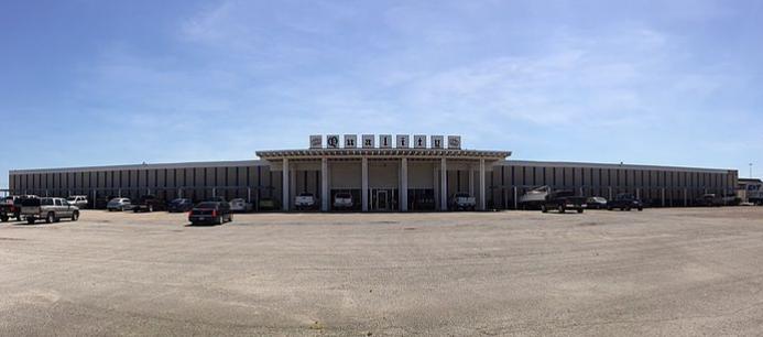 New Dallas Warehouse