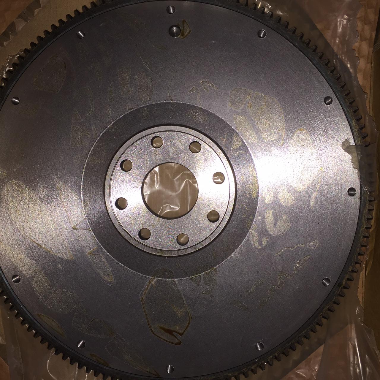 3922645 Cummins Flywheel Rear View