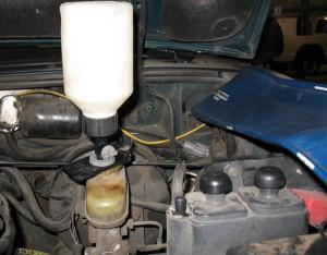 bleeding brake system