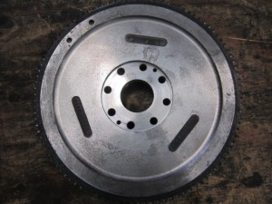 3022614 Cummins Flywheel Rear