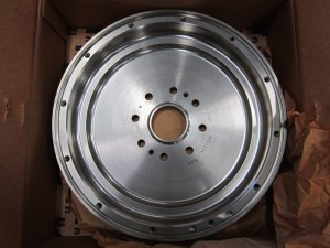 3251264 Cummins Flywheel Front View