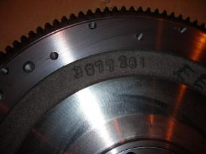 3977281 Cummins Flywheel Front