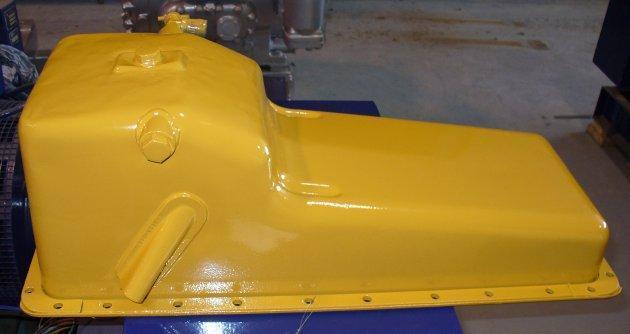 2W4651 Cat 3208T Marine Oil Pan
