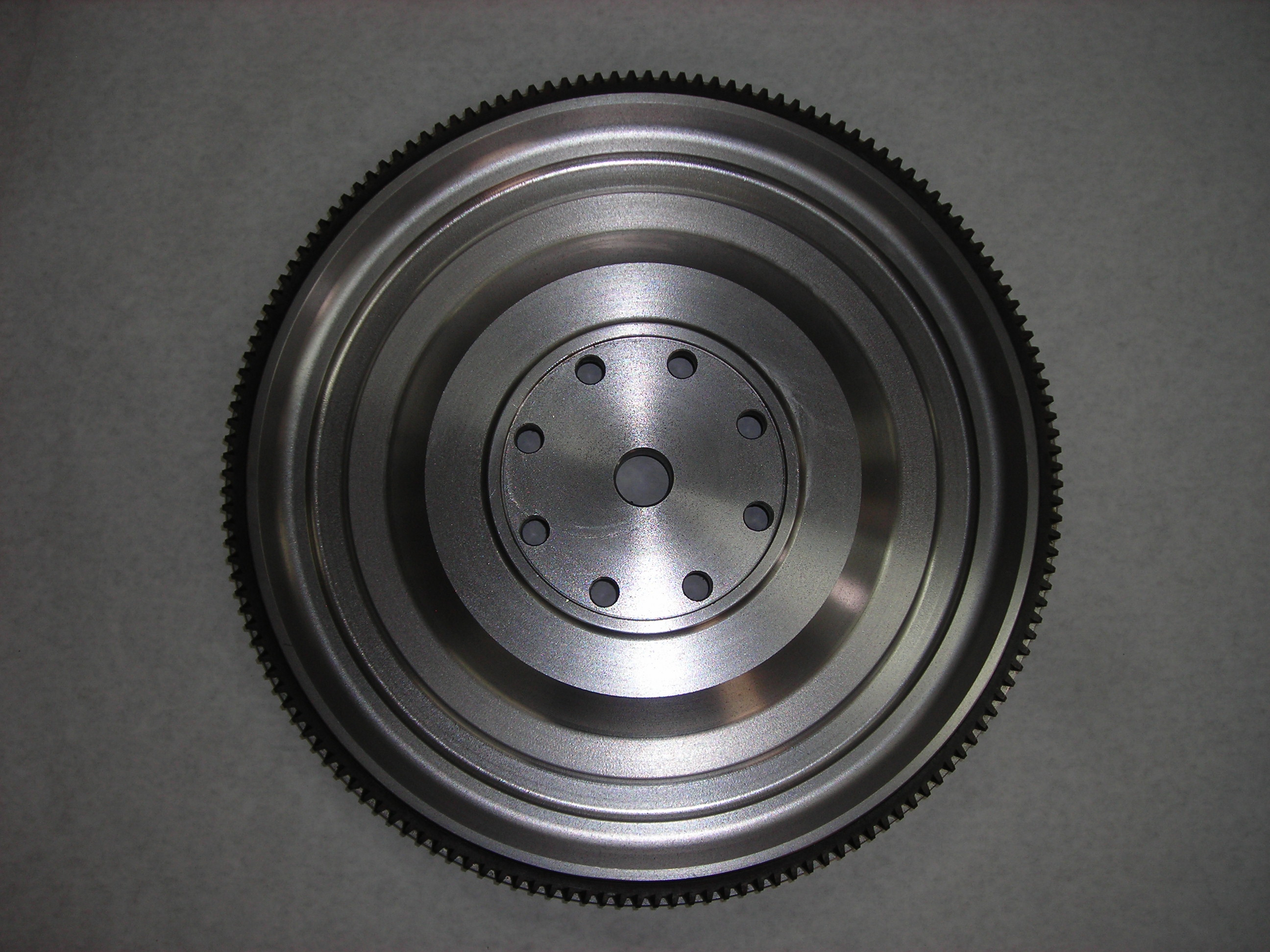 3968060 Cummins Flywheel Rear View