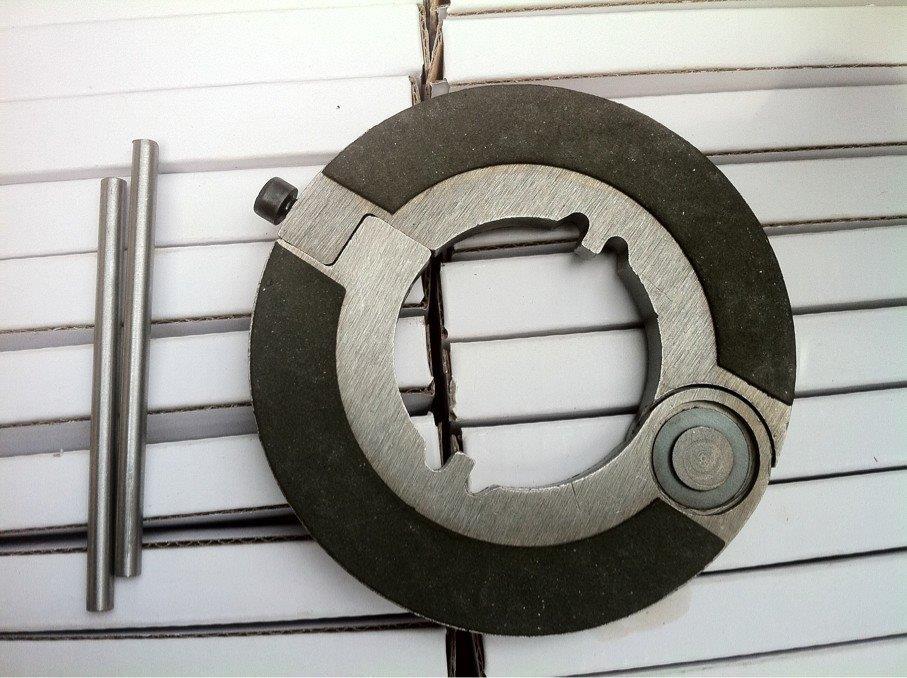 Hinged Clutch Brake