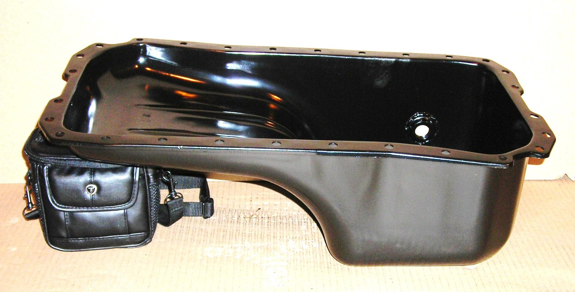 3901049 Cummins Oil Pan - View #2 - fixed