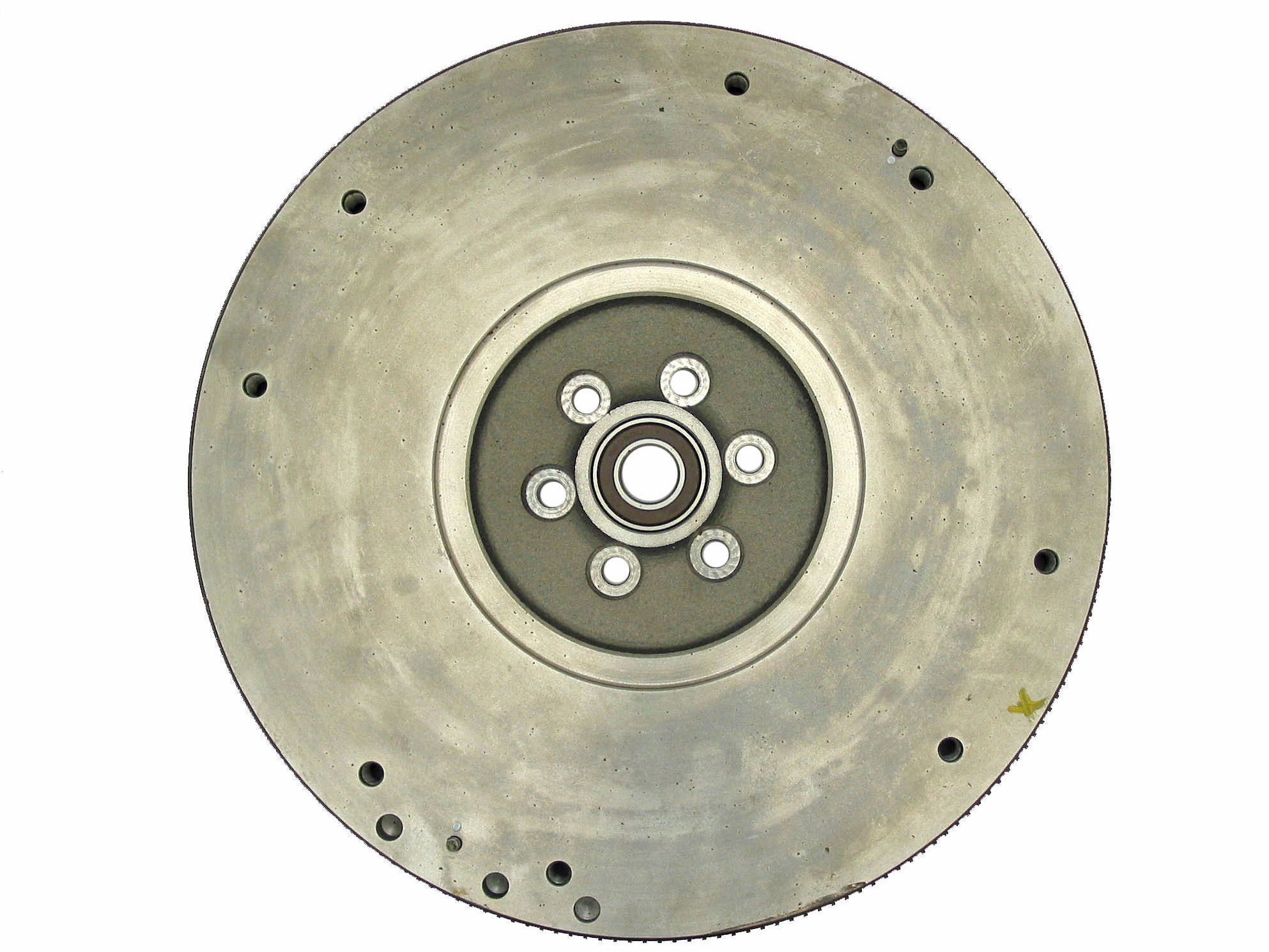 12574405 GM Medium Duty Flywheel Front View