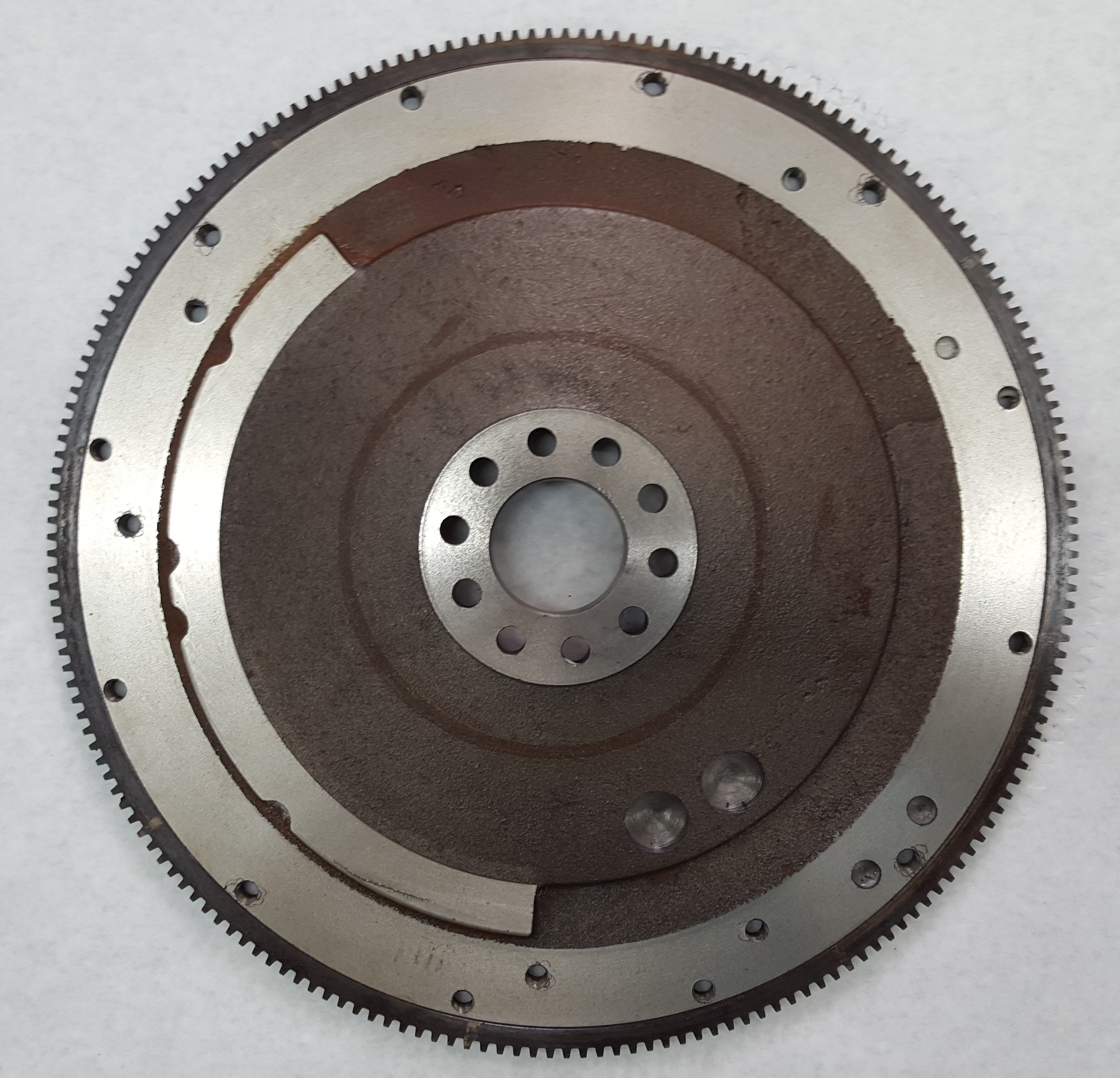 151115R31 Navistar Flywheel Rear View