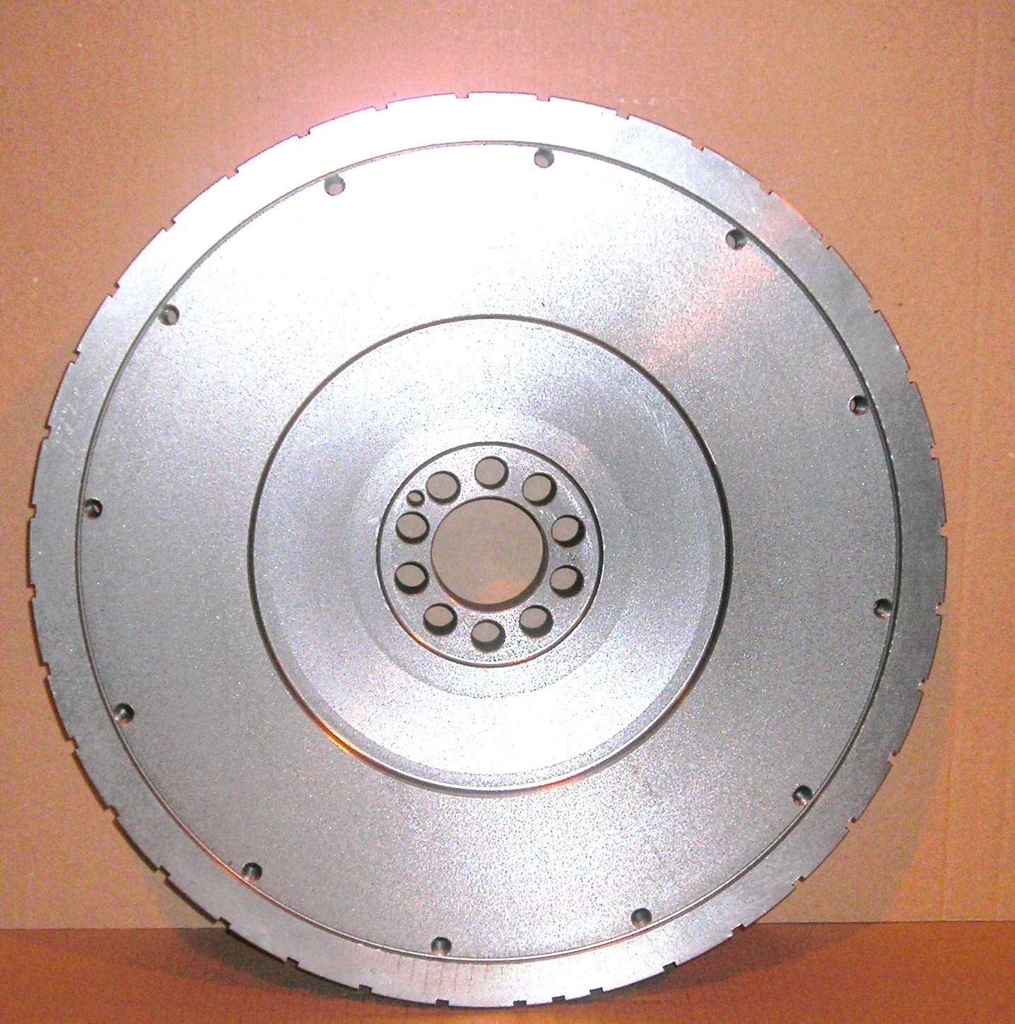 4600300305 Mercedes MBE Flywheel Front View - fixed