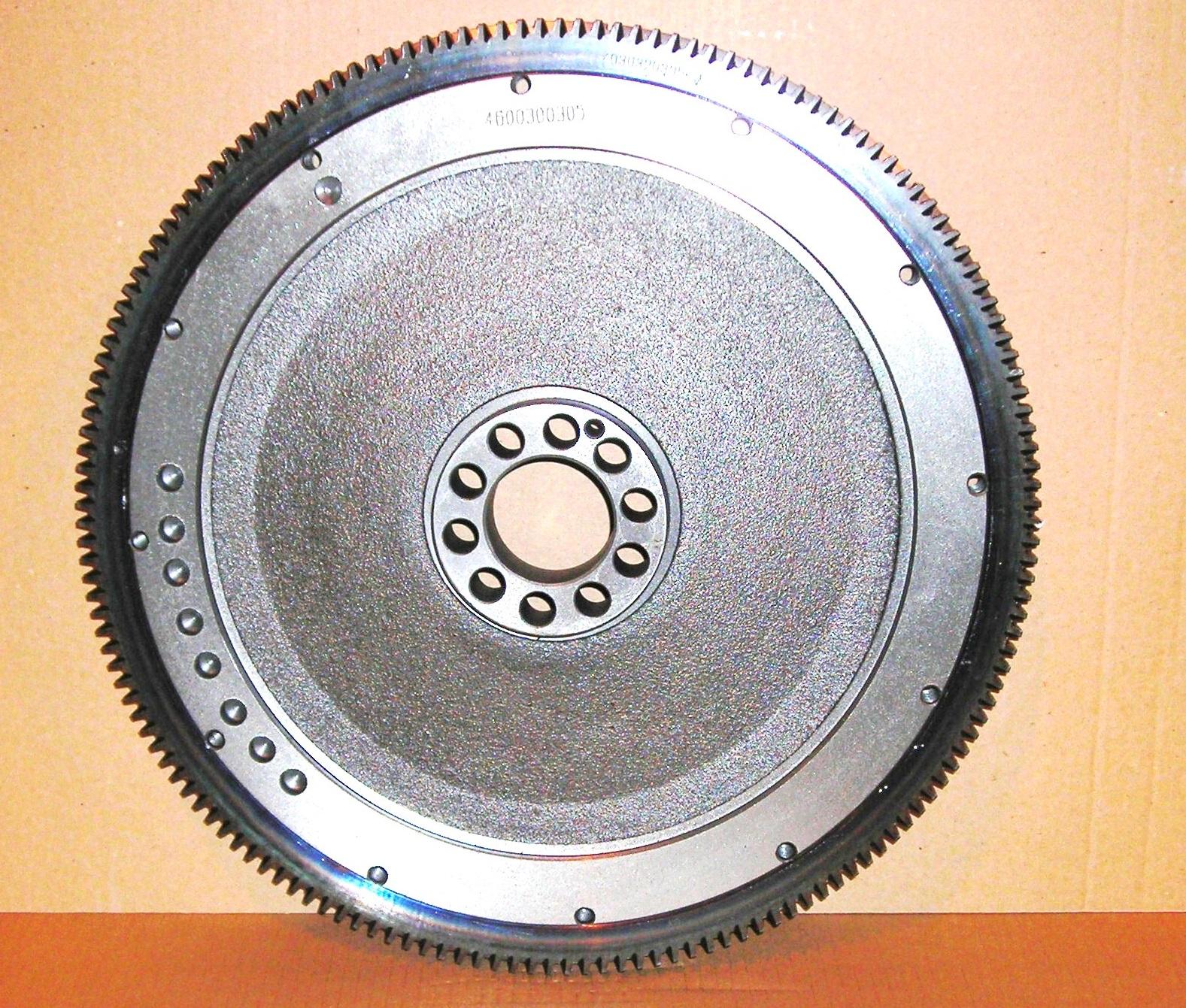 4600300305 Mercedes MBE Flywheel Rear View fixed