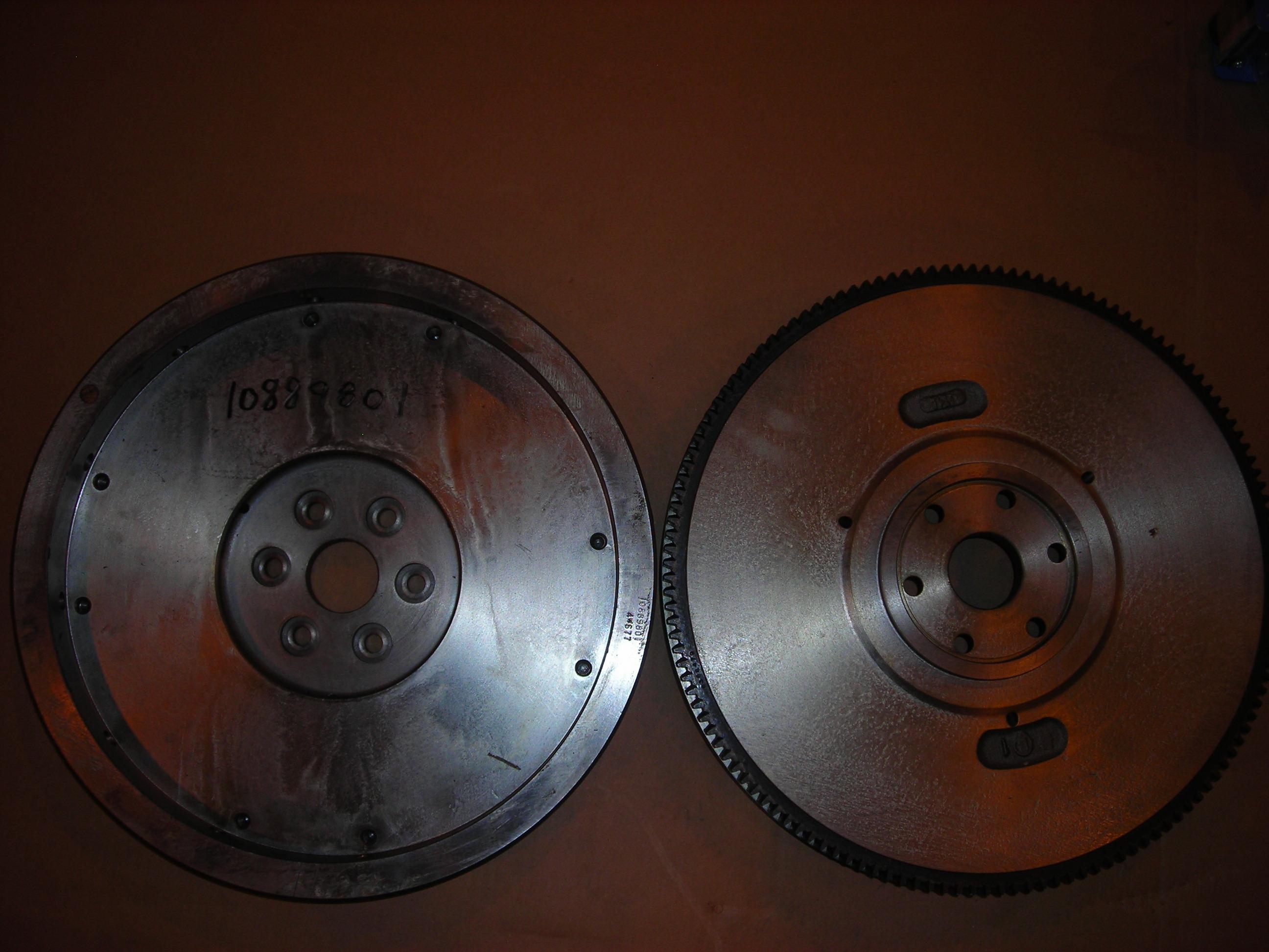 10889801 Navistar International Flywheel