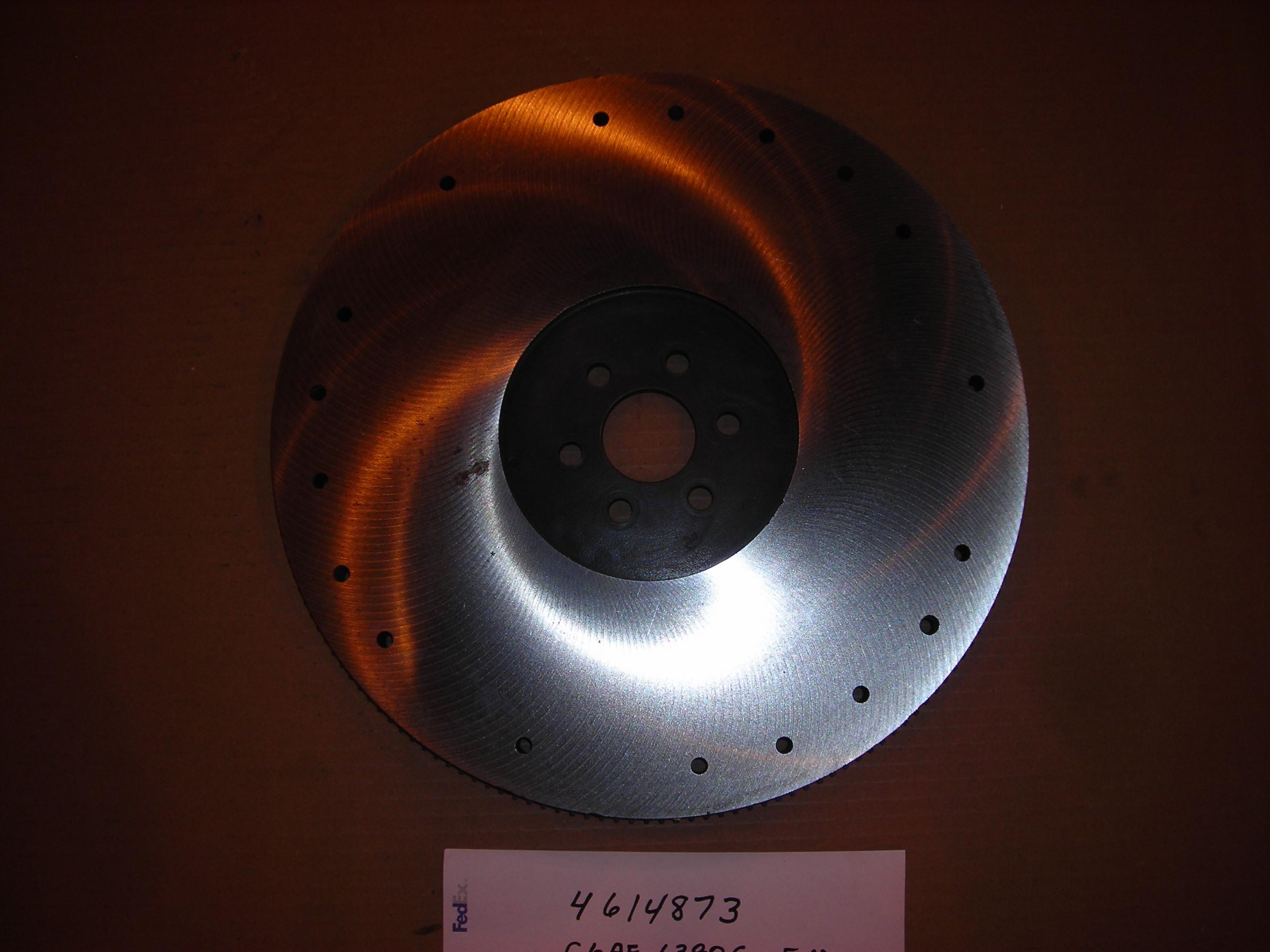 C6AE6380C Ford Flywheel Front
