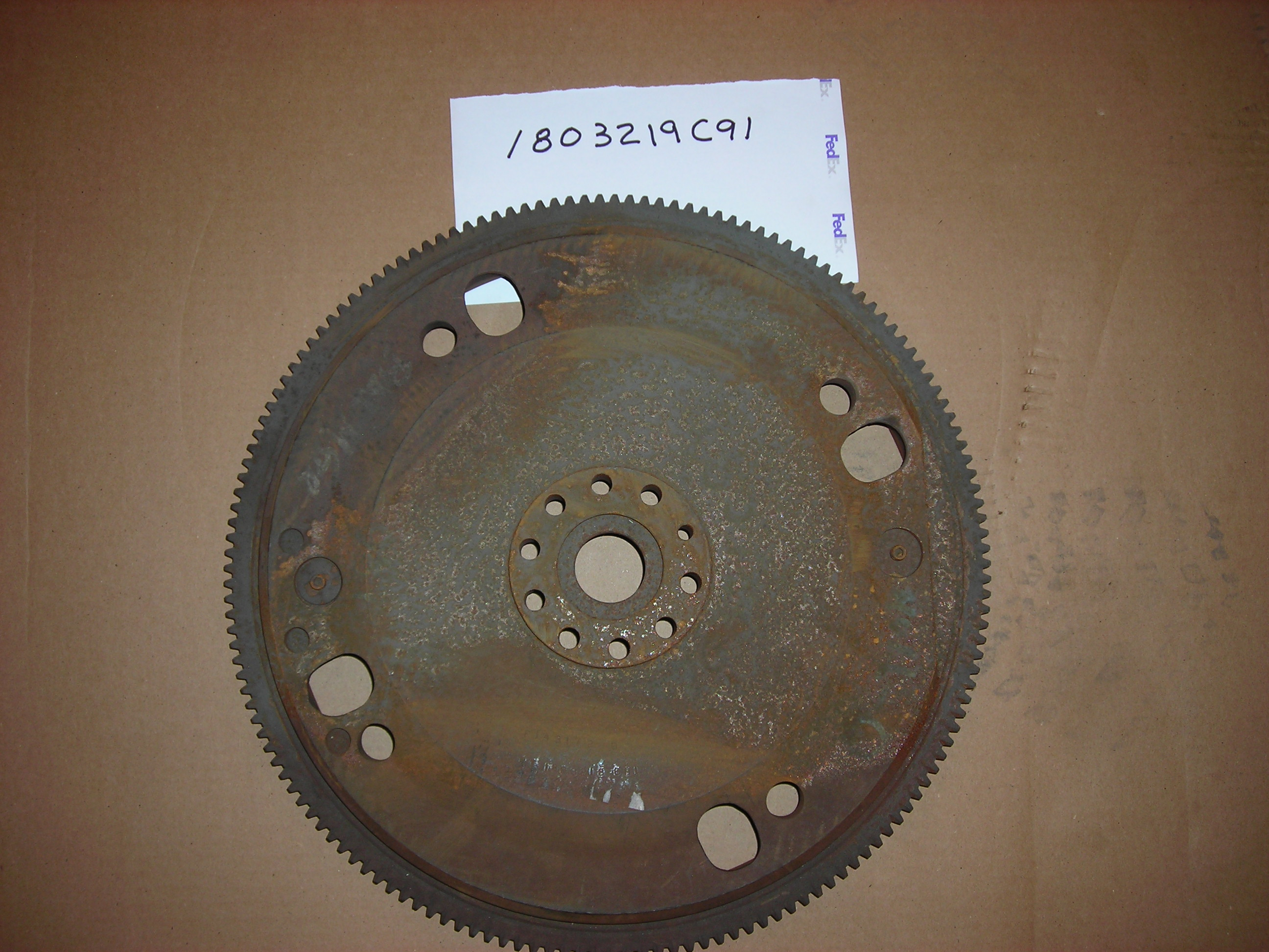 1803219C91 Navistar International Flywheel Front