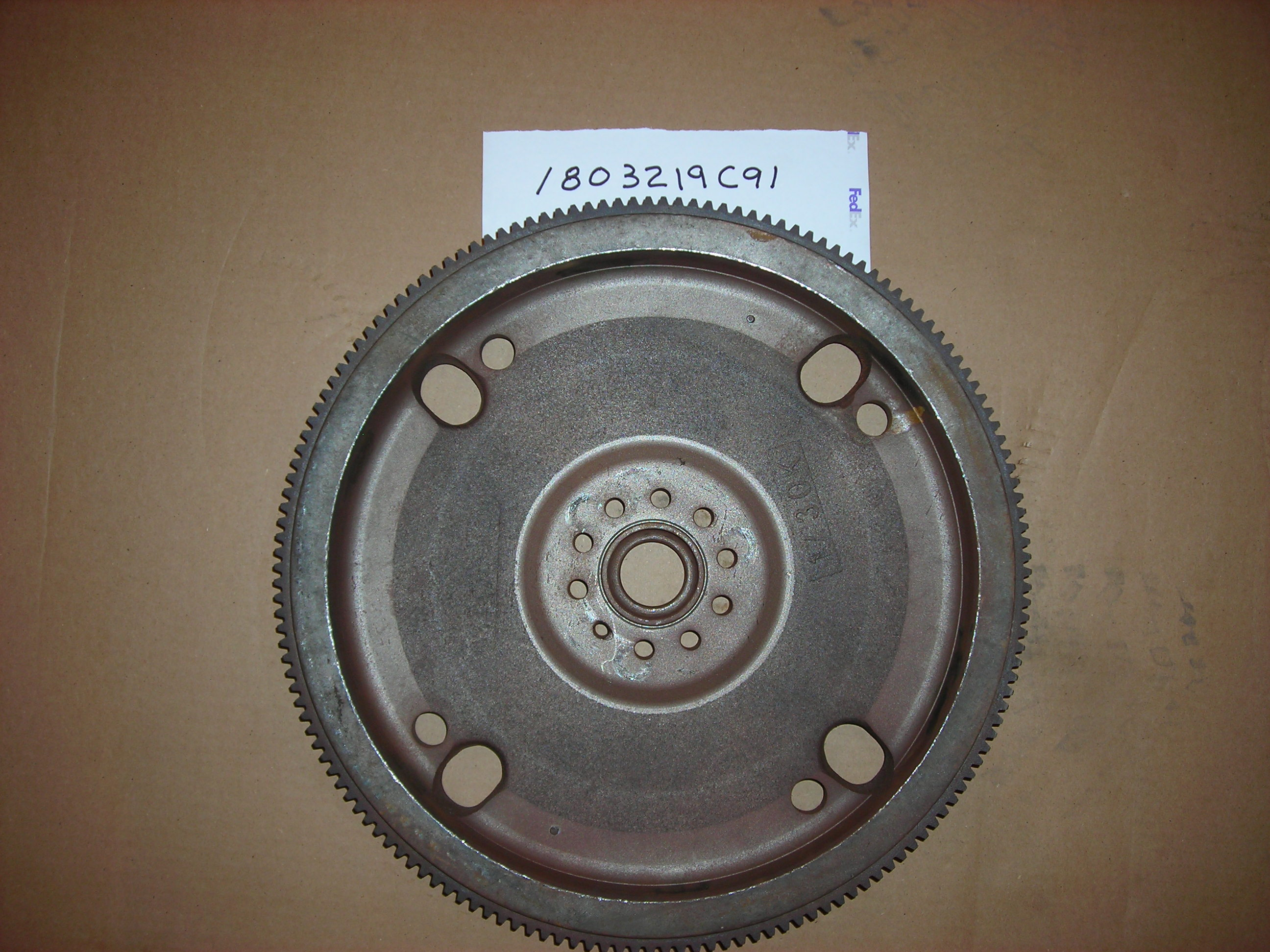1803219C91 Navistar International Flywheel Rear