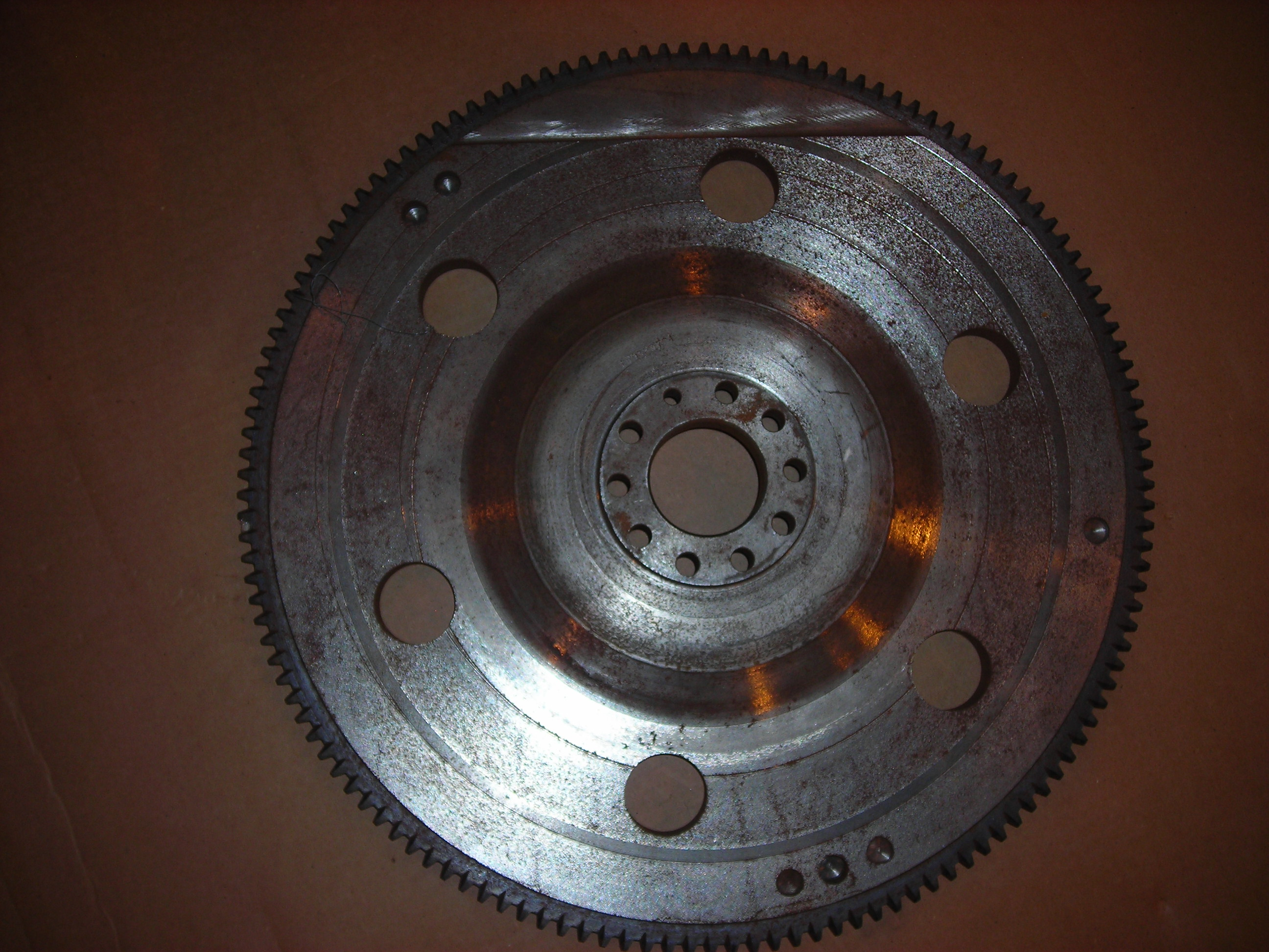 1803253C91 Navistar International Flywheel Rear
