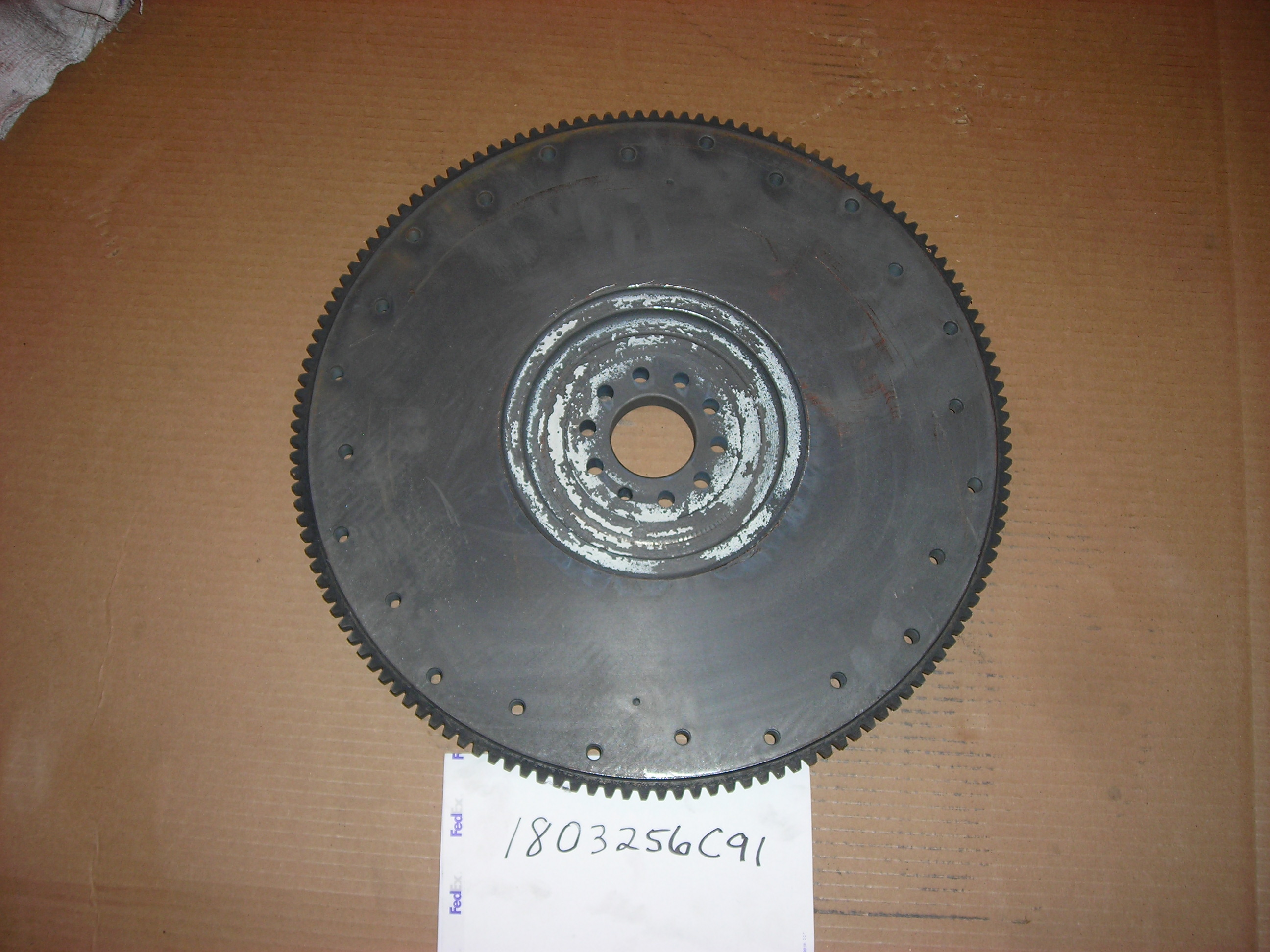 1803256C91 Navistar International Flywheel Front