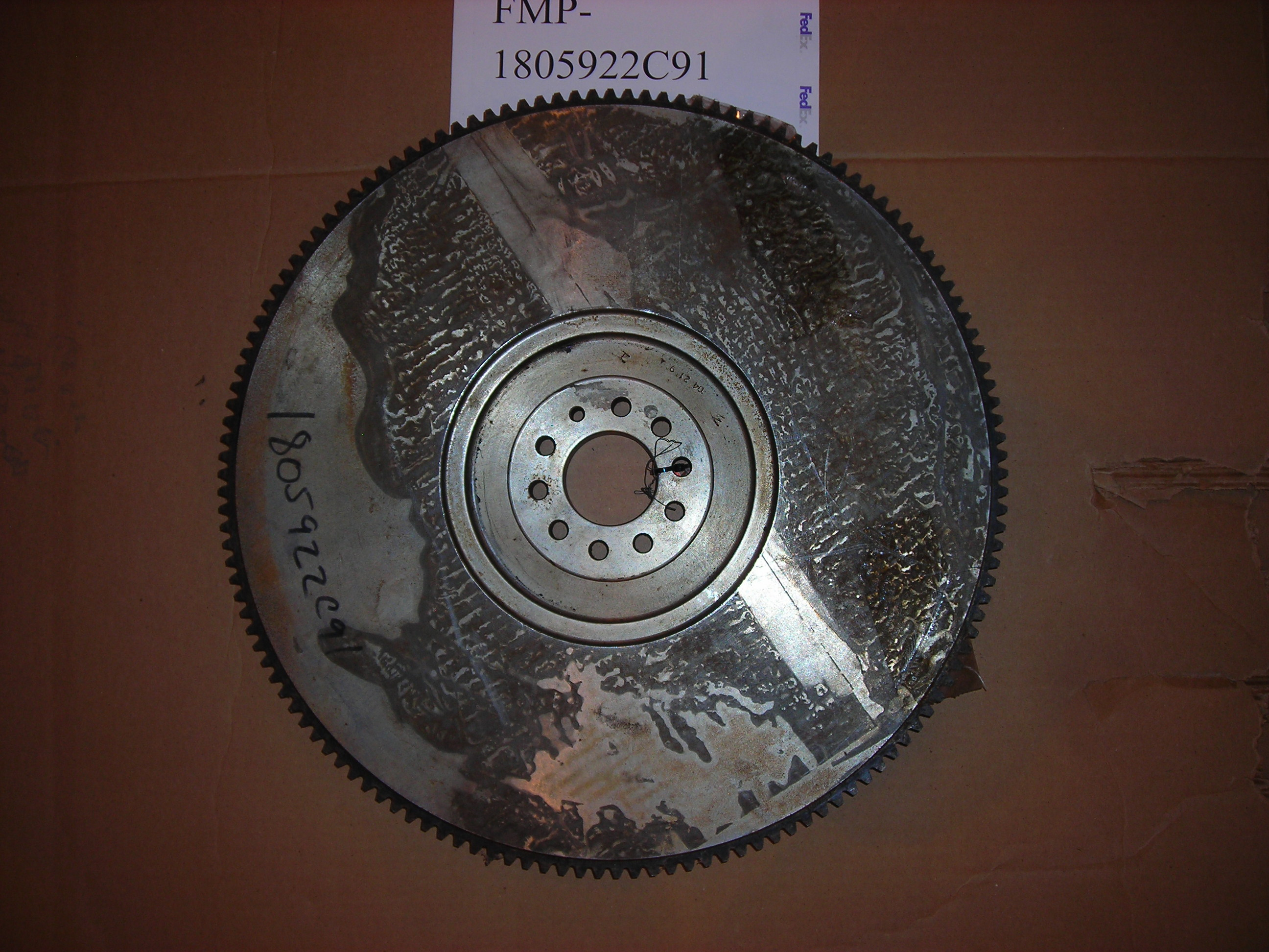 1805922C91 Navistar International Flywheel Front