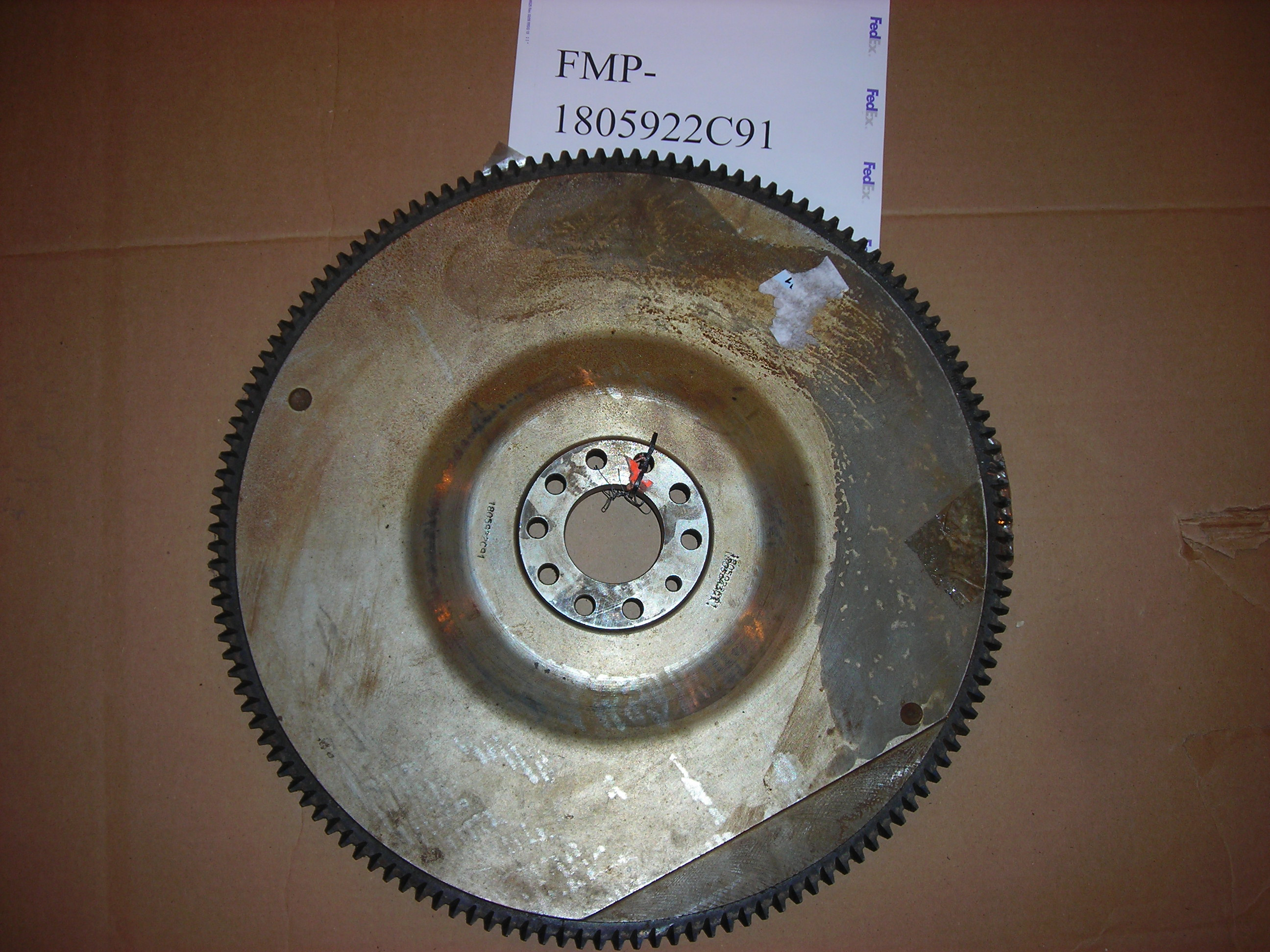 1805922C91 Navistar International Flywheel Rear