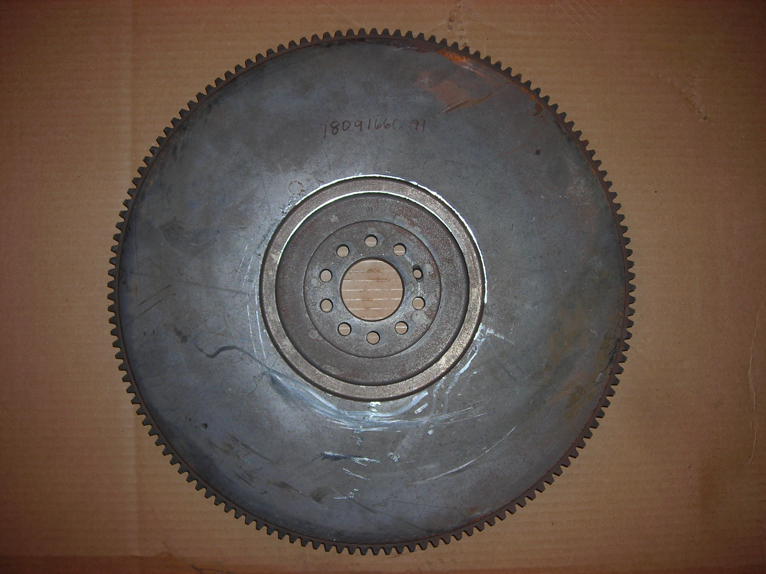 1809166C91 Navistar International Flywheel Front