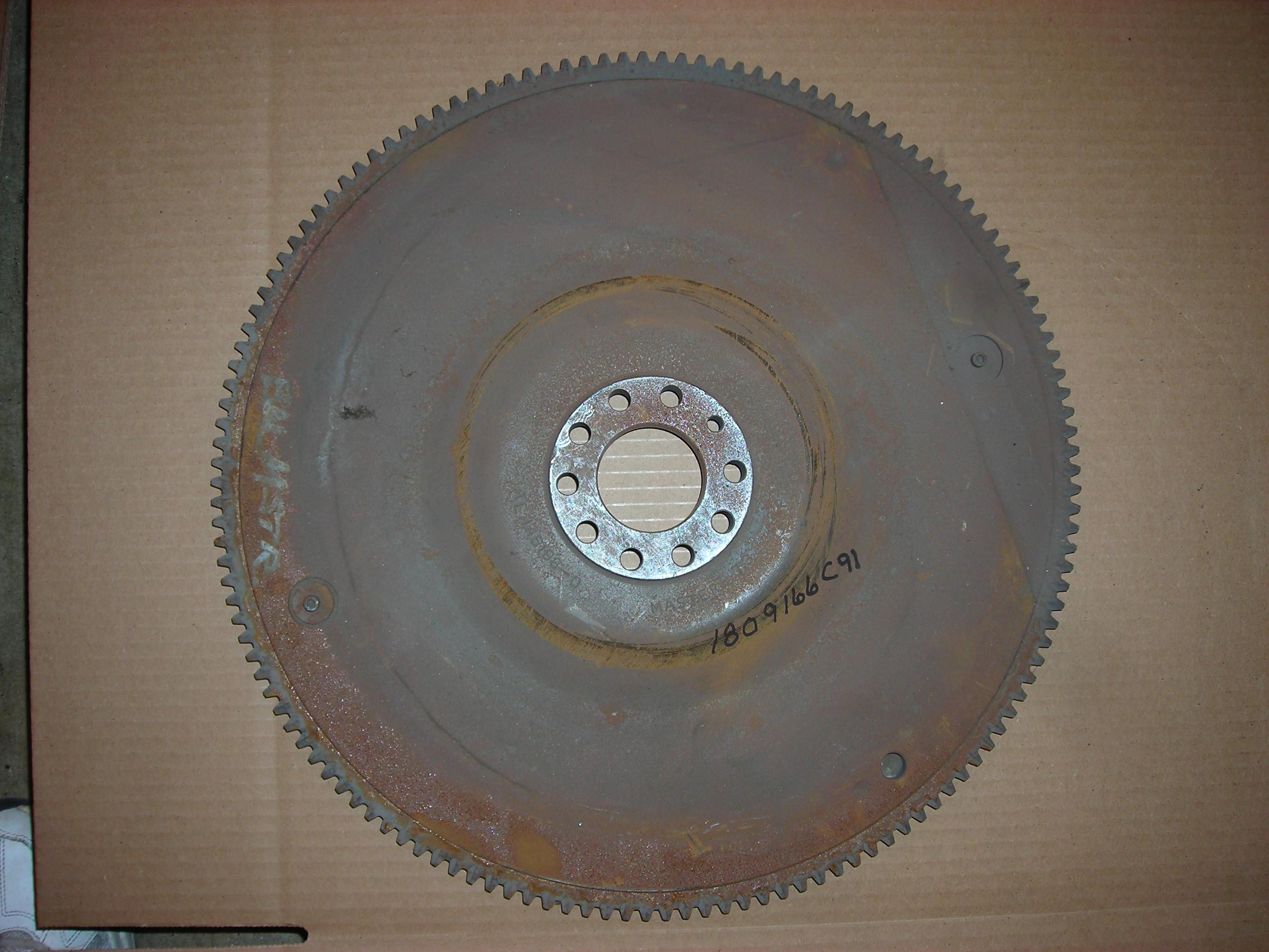 1809166C91 Navistar International Flywheel Rear