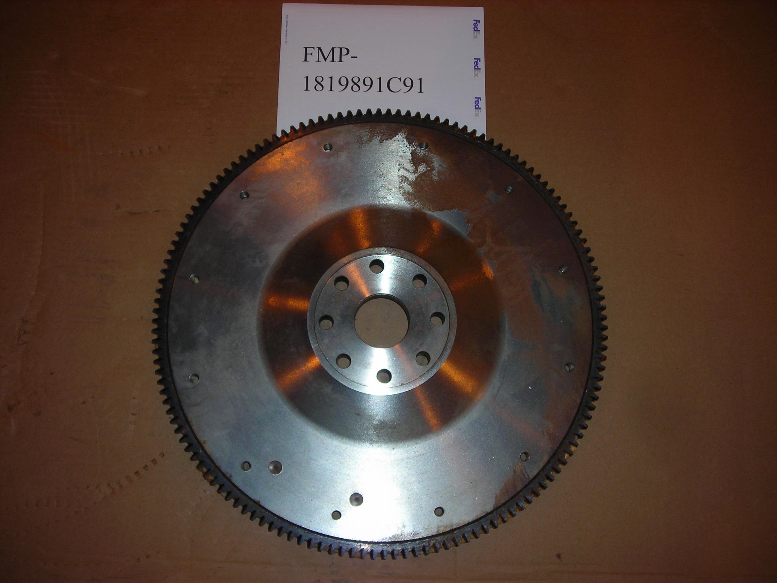 1819891C91 Navistar International Flywheel Rear