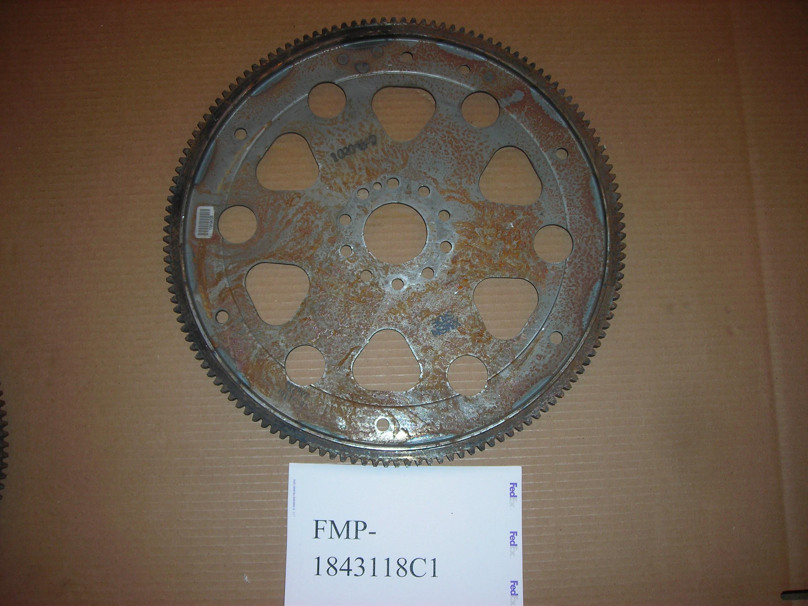 1843118C1 Navistar International Flywheel Front