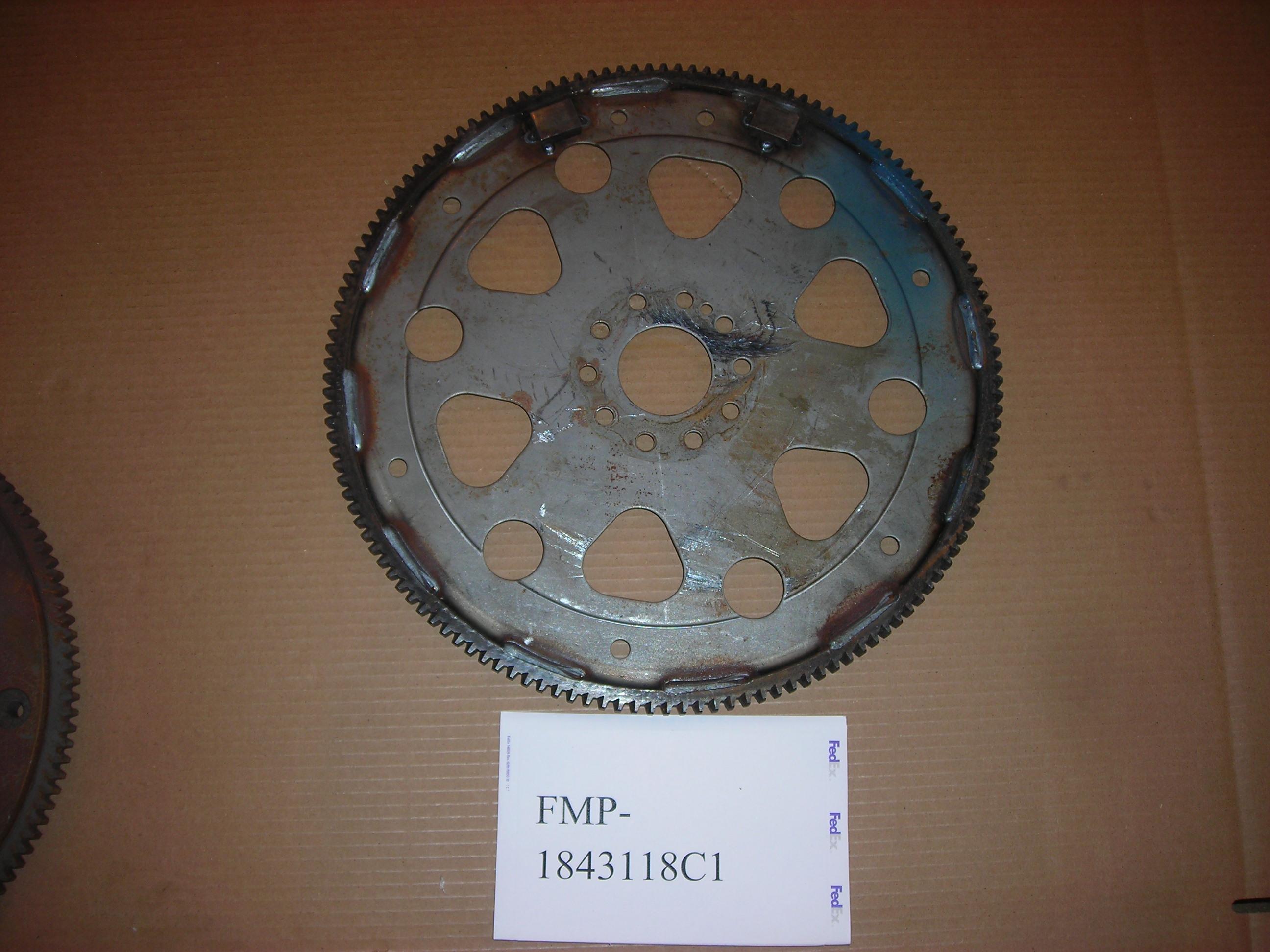 1843118C1 Navistar International Flywheel Rear