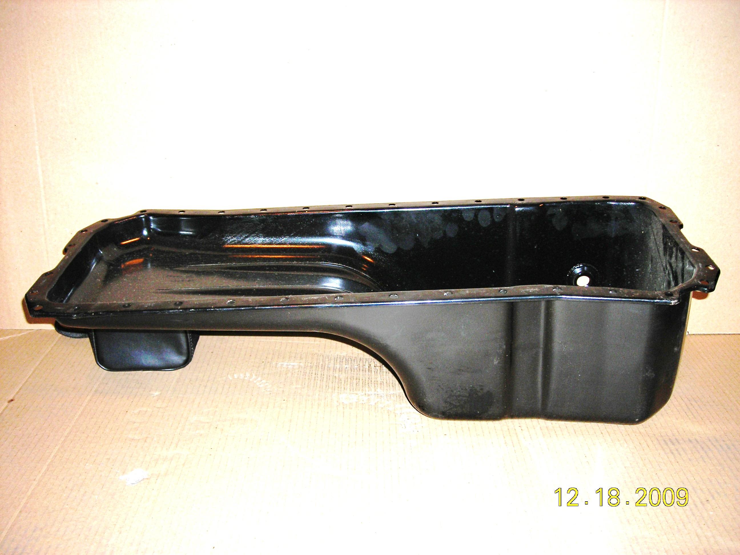 3915703 Cummins Oil Pan - View #2