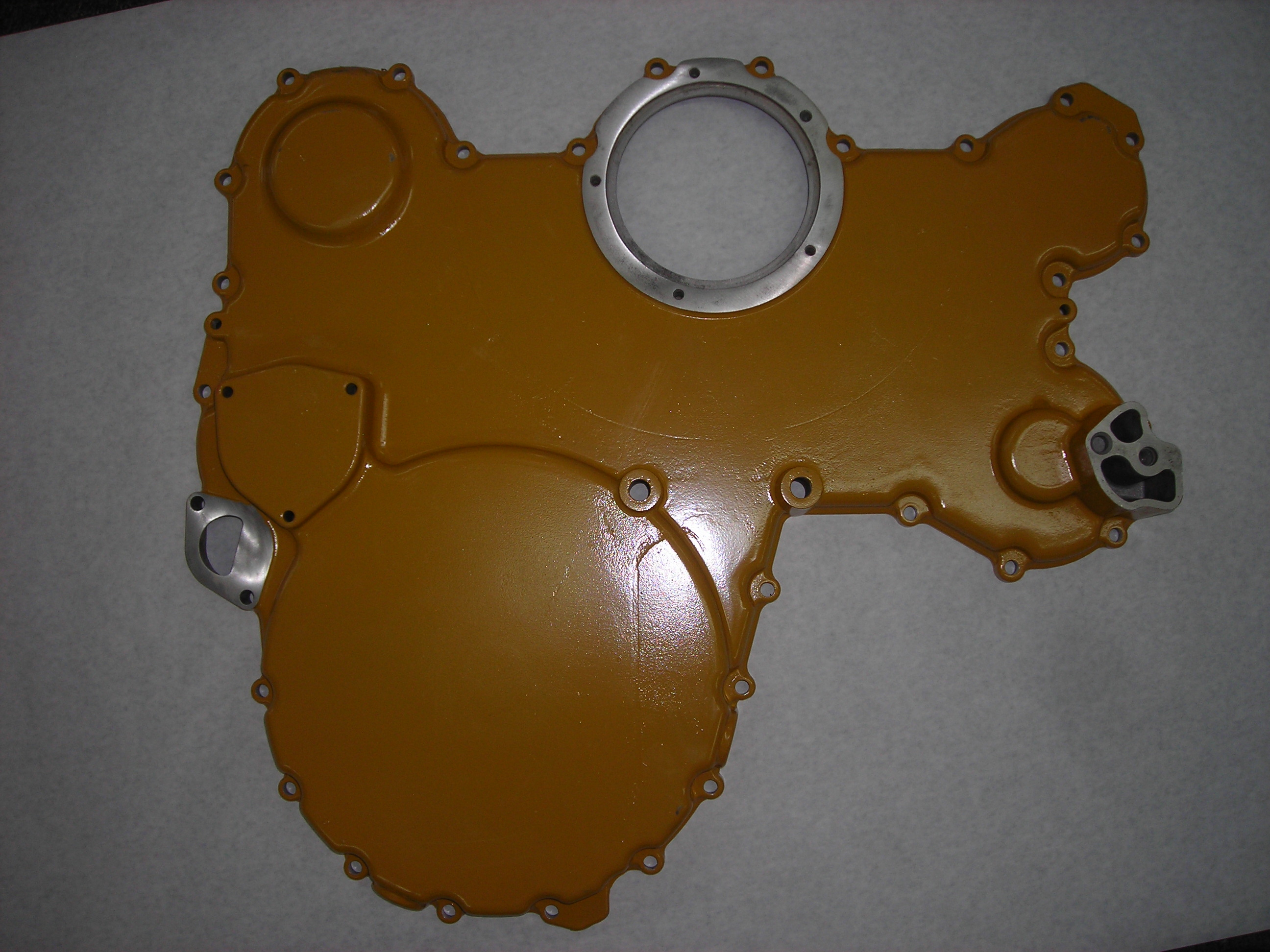 1170193 CAT C7 Front Gear Cover