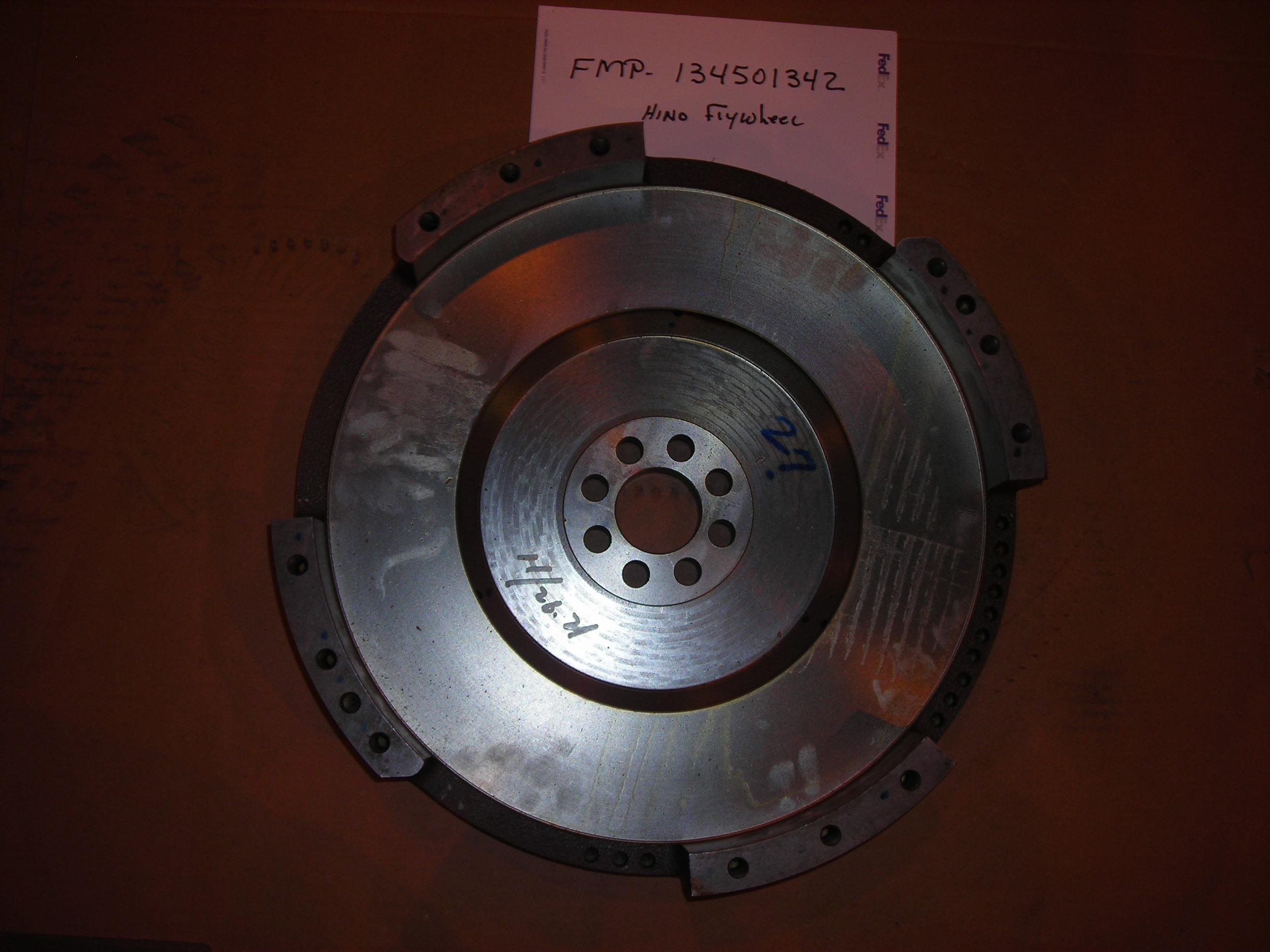 134501342 Hino Flywheel Front