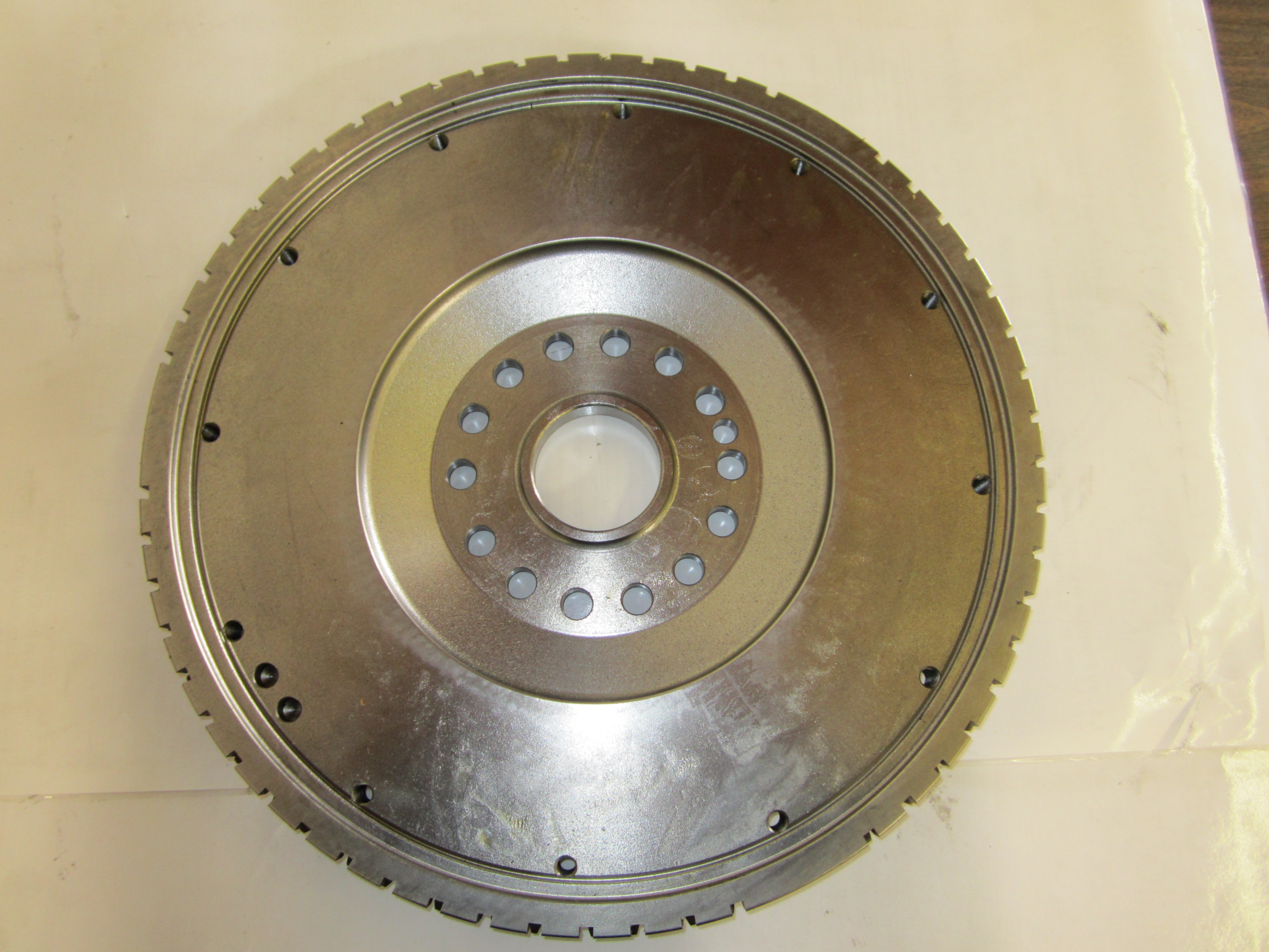 20730056 Volvo VED12 Flywheel Front View