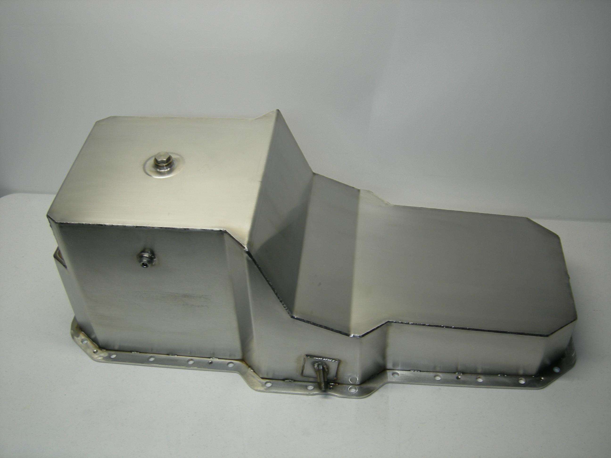 240GB5271M2 Mack Oil Pan
