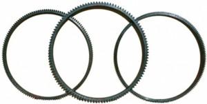 Truck flywheel ring gears